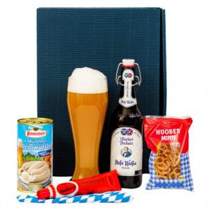 Geschenkbox Augsburg - Bayrischer Geschenkkorb