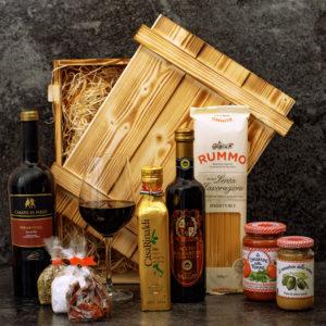 Italienischer Geschenkkorb Florenz