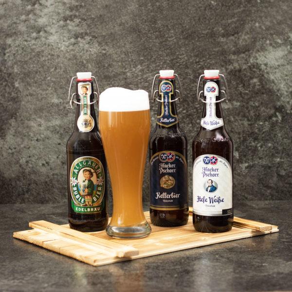 Geschenkset München - biersorten bayern