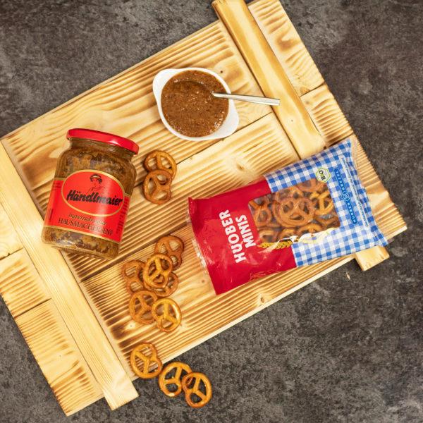Präsentkorb Bayern - Bayerische Delikatessen