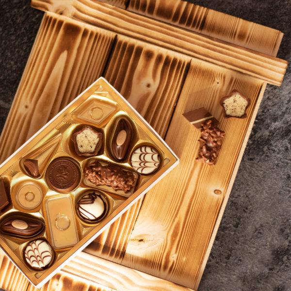 Geschenkkorb Mailand - Süßigkeiten geschenkset