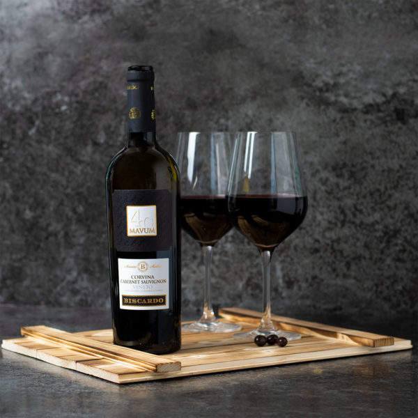 Geschenkset Wein - Mailand - 8 Rotwein Italien