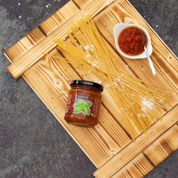 Geschenkbox Neapel - Pasta und Sauce aus Italien