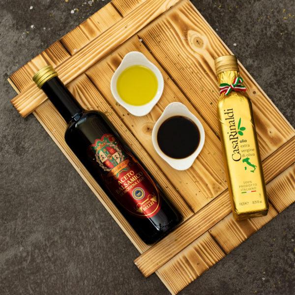 Geschenkbox Pisa - Oliven Öl Geschenk