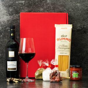 Geschenkbox Rom - italienische geschenkbox