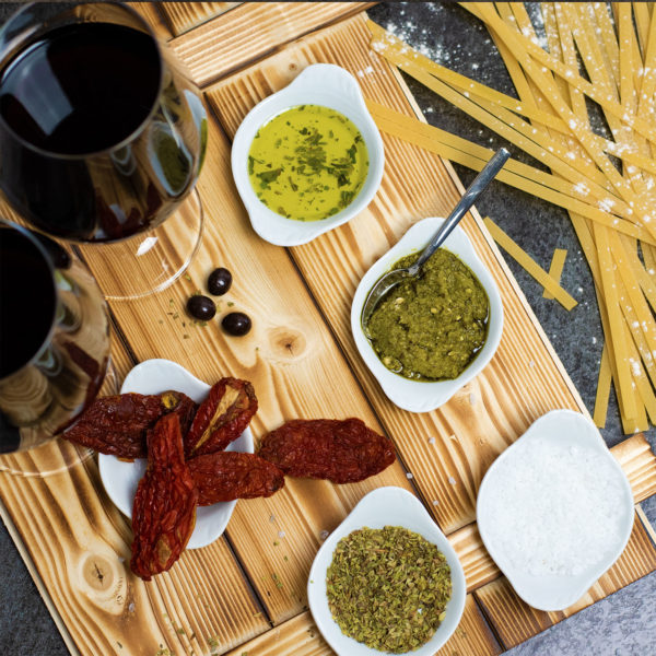 Präsentkorb Verona geschenkset italienische Delikatessen