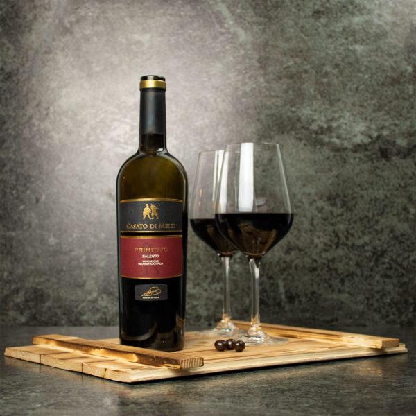 Geschenkset Wein - Geschenkkorb Italien Verona