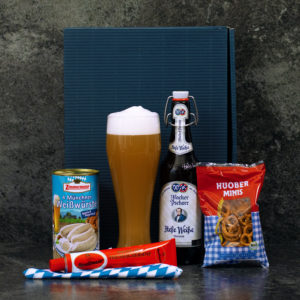 Geschenkbox Augsburg - Bier geschenkset bayerisch
