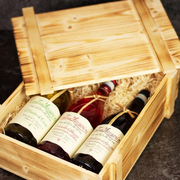 italienische Wein geschenkset - weinset