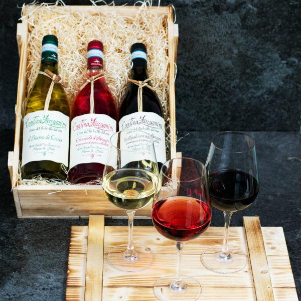 Wein Geschenkbox - weingeschenke