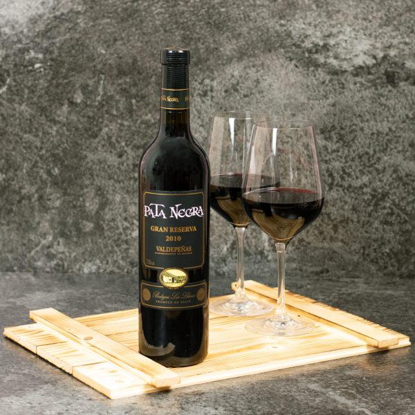 Pata Negra Rotwein aus Spanien Gran reserva