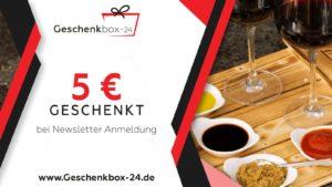 Geschenkbox-24 Newsletter